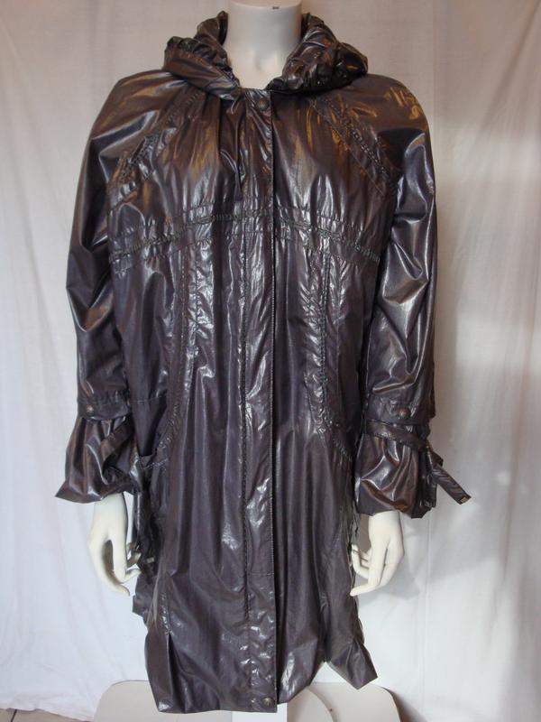 FRED SABATIER ezüst kabát hosszabb cbd868bab2