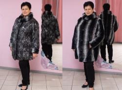 nagyméretű női kabát pécs